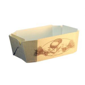 Salamadre Cardboard BakingTray (175 x 110 x 60)