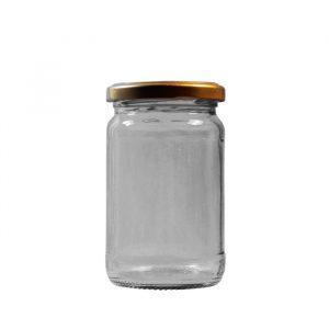 280ml/10oz Pandora Glass Jar With Lid