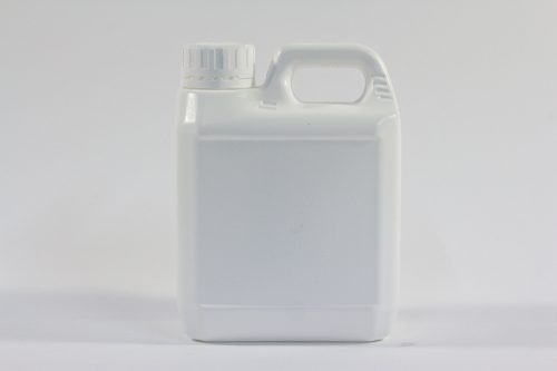 1 litre Plastic jerrycan/drum with tamper evident lid and built in handle. Food grade packaging perfect for water sampling, oils, chemicals and industrial use. From our Plastic Packaging range.