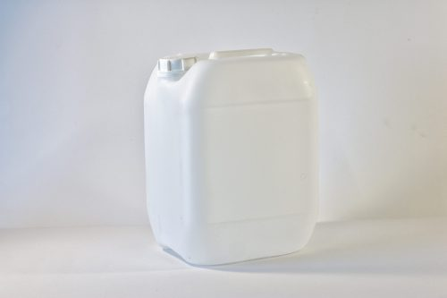 10 litre Plastic jerrycan/drum with tamper evident lid and built in handle. Food grade packaging perfect for water sampling, oils, chemicals and industrial use. From our Plastic Packaging range.