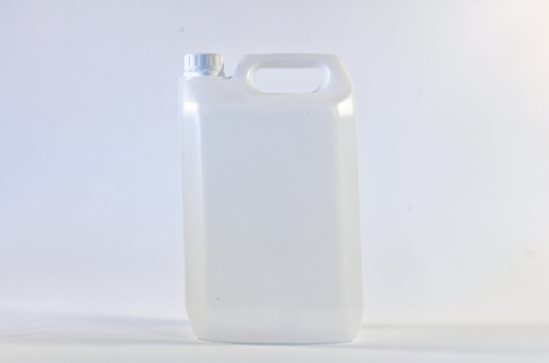 5 litre Plastic jerrycan/drum with tamper evident lid and built in handle. Food grade packaging perfect for water sampling, oils, chemicals and industrial use. From our Plastic Packaging range.