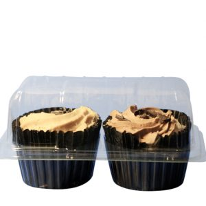 2-Cupcake-Tray-With-Hinged-Lid-Clear