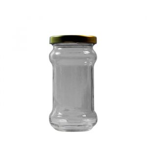 212ml Glass Chutney Jar With Lid