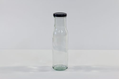 250ml-Round-Glass-Food-Packaging-Bottle