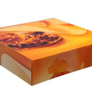 Cake Box - Perles Design (20 x 20 x 5)
