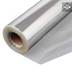 Clear Cellophane (100m x 80cm)