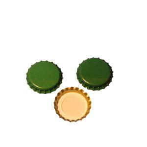 green-crown-caps