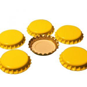yellow-crown-caps