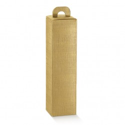 Single WIne Gold Boxes