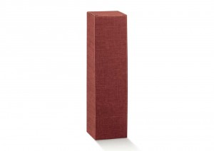 Single Burgundy Wine Boxes. From our Wine Packaging range.